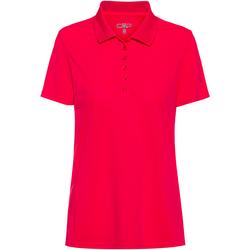 CMP Poloshirt Damen in FRAGOLA, Größe 40 FRAGOLA 40