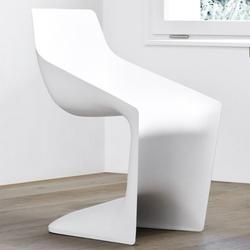 Kristalia PULP Stuhl Farbe weiß