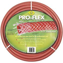 C.K. Pro-Flex G762615 19mm 3/4 Zoll 15m Rot Gartenschlauch