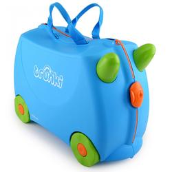 Trunki Koffer Für Kinder Terrance Blue