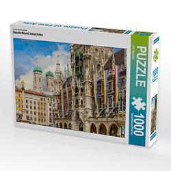 Deutschland Ansichten Lege-Größe 64 x 48 cm Foto-Puzzle Bild von Dirk Meutzner Puzzle