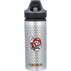 Trinkflasche Super Mario Aluminium Flasche (710 ml)