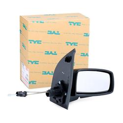 TYC Außenspiegel 309-0041 Spiegel,Seitenspiegel FIAT,PANDA 169,PANDA Van 169