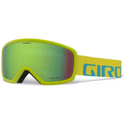 GIRO RINGO Schneebrille 2020 citron/iceberg apex/vivid emerald