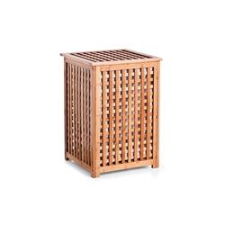 HTI-Living Wäschekorb Wäschetruhe Bambus