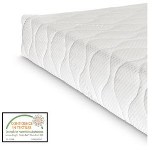 Kaltschaummatratze, neu.haus, 16 cm hoch, Kaltschaum Matratze 140x200 cm Visco Premium Komfort Rollmatratze