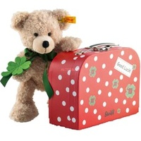 Steiff Fynn Teddybär im Koffer