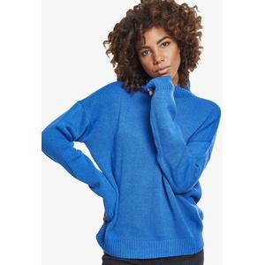 Urban Classics Pullover Frauen  Ladies Oversize in blau