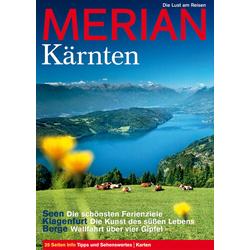 MERIAN Kärnten als Buch von