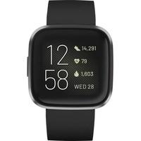 Fitbit Versa 2 schwarz