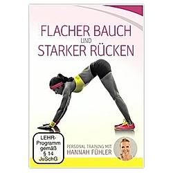 Flacher Bauch und starker Rücken - DVD  Filme