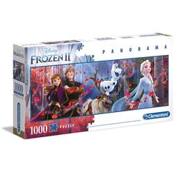 Clementoni® Puzzle Disney Frozen 2, 1000 Puzzleteile