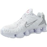 Nike Shox TL white-silver/ white, 44