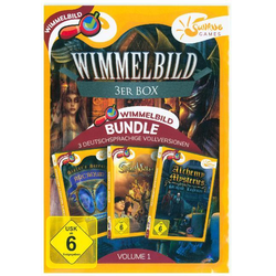Wimmelbild 3er Box. Vol.1 1 DVD-ROM