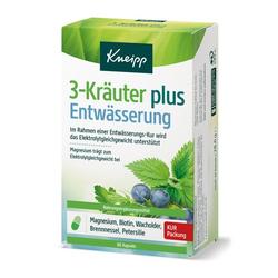 KNEIPP 3-Kräuter Entwässerung Kapseln 60 St
