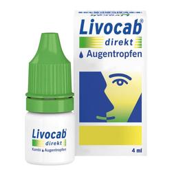 Livocab® direkt Augentropfen 4 ml