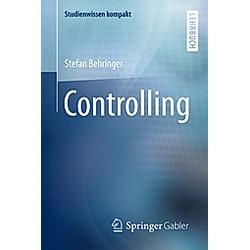 Controlling. Stefan Behringer  - Buch