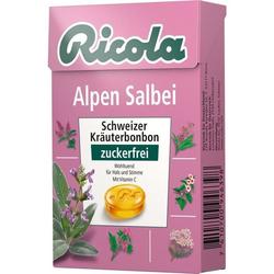 Ricola oZ Box Salbei Alpen Salbei