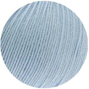 LANA GROSSA Cool Wool Baby Häkelwolle, (50 Gramm), extrafeine Babywolle aus Merino
