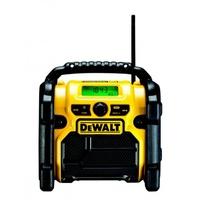 DeWalt Akku- und Netz-Kompakt- Radio mit DAB+ für 108 - 18 Volt DCR020-QW
