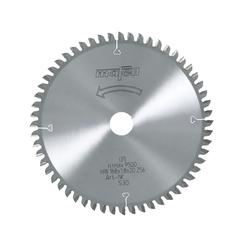 Mafell HM-Blatt - 168 x 20 Z 56 WZ - für KSS 50 & K 55 für Querschnitte im Holz
