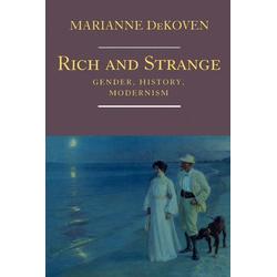 Rich and Strange als Taschenbuch von Marianne Dekoven