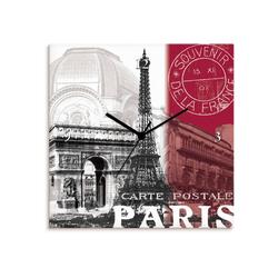 Artland Wanduhr Paris