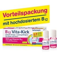Merz tetesept B12 Vita-Kick Trinkfläschchen Vorteilspackung