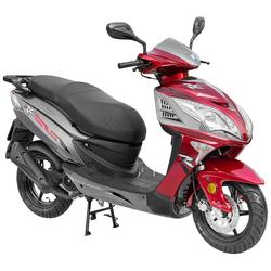 Alpha Motors Motorroller Hurricane RC, 50 ccm, 45 km/h, Euro 4