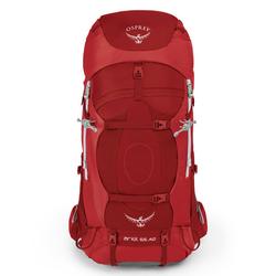 Osprey Ariel AG 65 WM Plecak 85 cm picante red