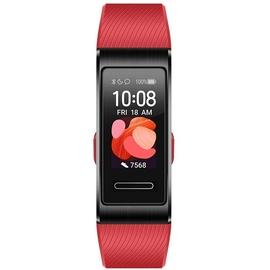 Huawei Band 4 Pro rot