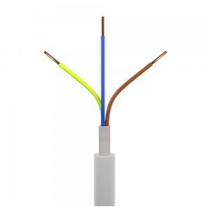 1m Installationskabel 3x1,5 mm2 NYM-J 300/500V VDE NKT SZP.5636