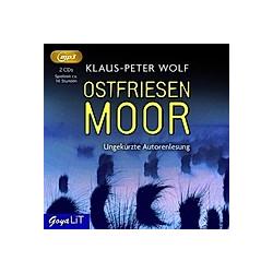 Ostfriesenmoor  2 MP3-CDs - Hörbuch