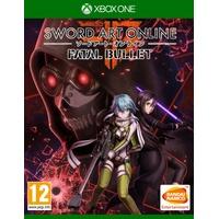 BANDAI NAMCO Entertainment Sword Art Online: Fatal Bullet Standard Englisch Xbox One