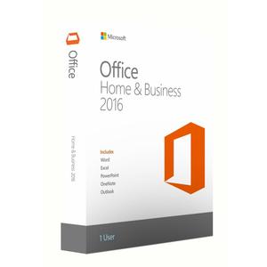 Microsoft Office Home & Business 2016 (Mac)