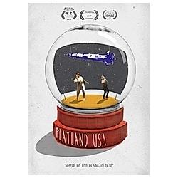 Playland USA - DVD  Filme