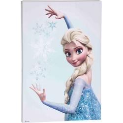 Disney Leinwandbild Frozen Elsa, (1 Stück)