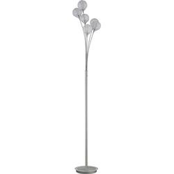 Paul Neuhaus Womble 396-55 Stehlampe Halogen G9 168W Silber
