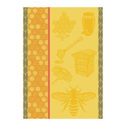 Ross 3er Pack Baumwoll-Geschirrtücher Biene