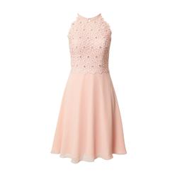LUXUAR Damen Cocktailkleid rosa, Größe 34, 4995868