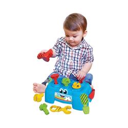 Clementoni® Motorikwürfel Baby - Werkbank