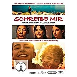 Schreibe mir - Postkarten nach Copacabana  DVD - DVD  Filme