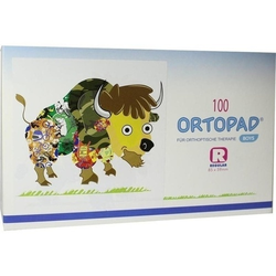 ORTOPAD for boys regular Augenokklusionspflaster 100 St