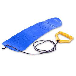 ONDIS24 Snowboard Kinder Snowboard mit Halteseil Mini Snowboard Lern-Snowboard Freestyleboard Gleitboard blau
