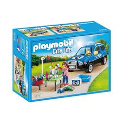 Playmobil® Spielfigur PLAYMOBIL® 9278 Mobiler Hundesalon