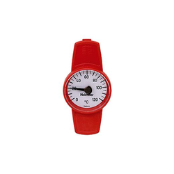 Thermometer zu Globo Kugelhähne in rot