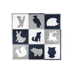 Hakuna Matte Puzzlematte Wald, 9 Puzzleteile