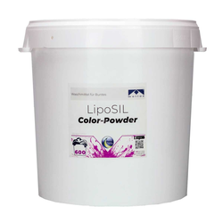 LipoSIL Color-Powder Waschmittelpulver für Buntes