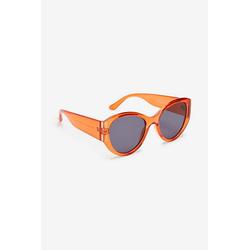 Next Sonnenbrille Katzenaugen-Sonnenbrille orange