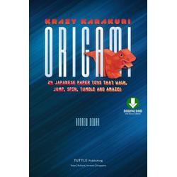 Krazy Karakuri Origami: eBook von Andrew Dewar